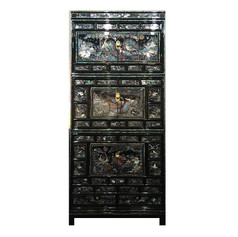 Korean 3 stories  chest