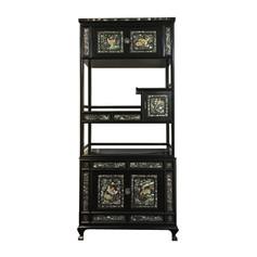 Korean Antique display chest