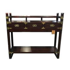 Korean Console table