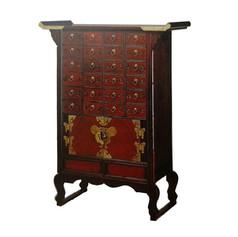 Korean Medicine chest