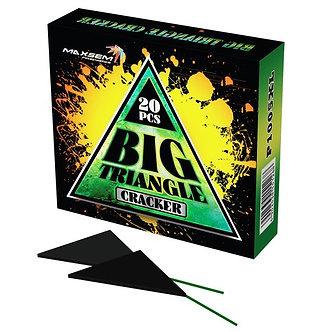 BIG TRIANGLE CRACKER