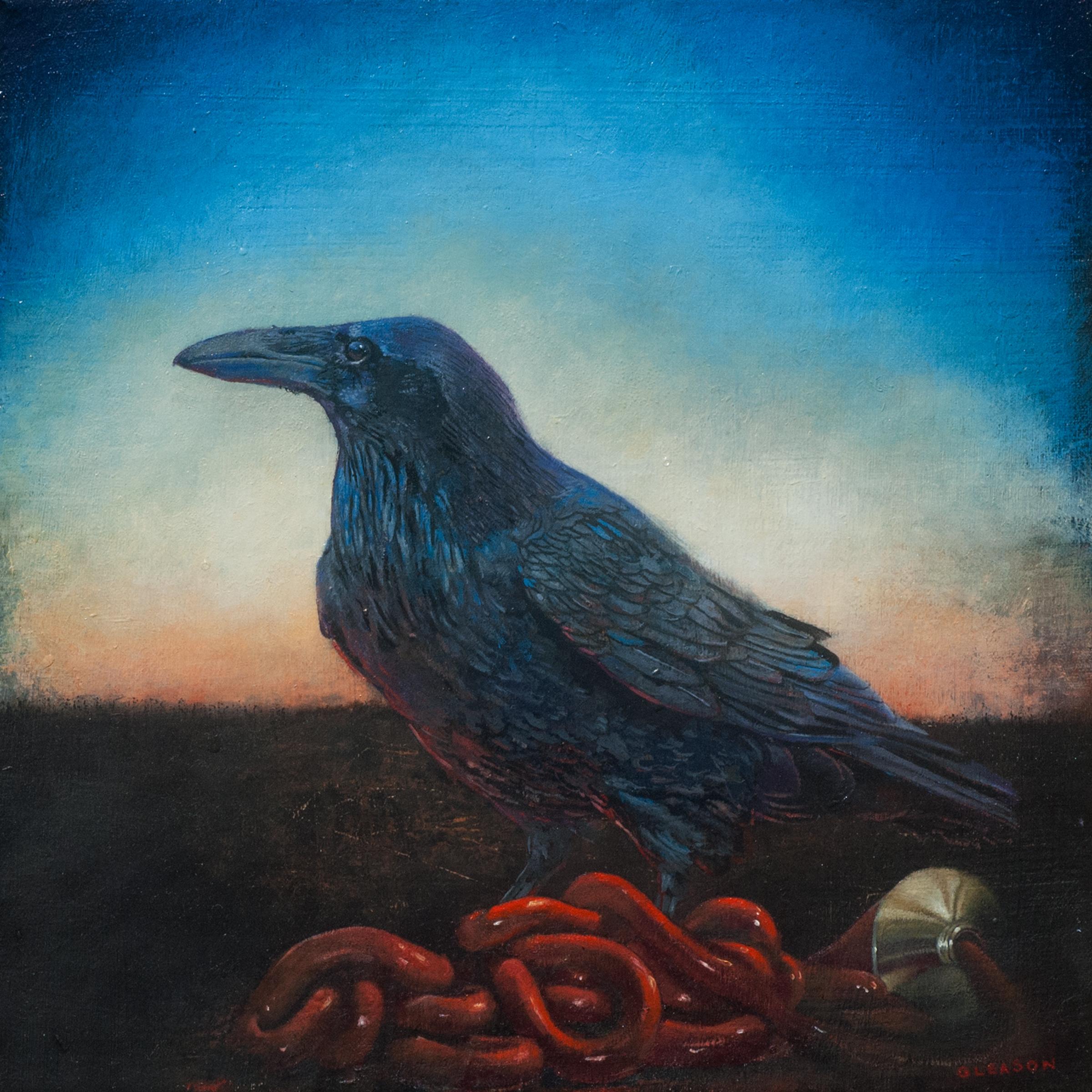 Raven & Paint