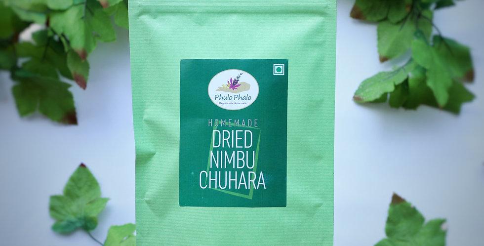 Dried Nimbu Chuhara