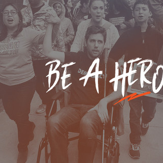 Be A Hero Campaign