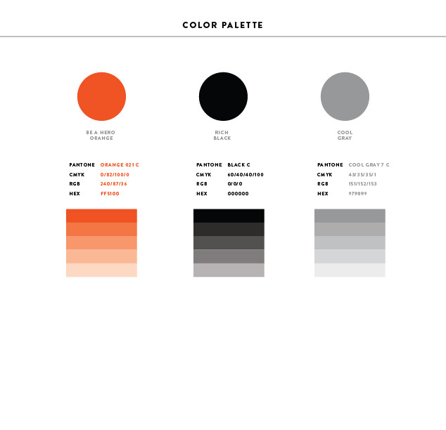 Brand Elements - Color