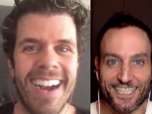 """Perez Hilton Talks New Book """"TMI: My Life in Scandal"""" on Behind The Velvet Rope Podcast"""