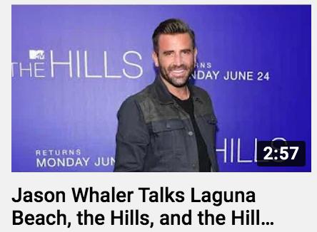 Jason Wahler Talks Reality TV & Struggles With Addiction