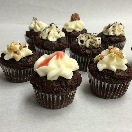 Mini Cheese Cupcakes: