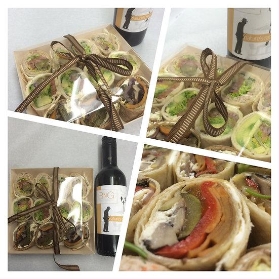 Wraps N Wine