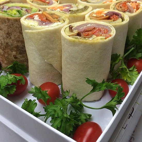 Rolled Wraps