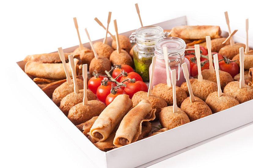 Mediterranean Select Platter