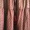 Thumbnail: Indian Silk Tiered Maxi Skirt S/M