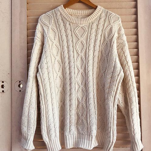 Vintage Fishermans Knit