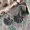 Thumbnail: Silver Rajasthani Lotus Earrings