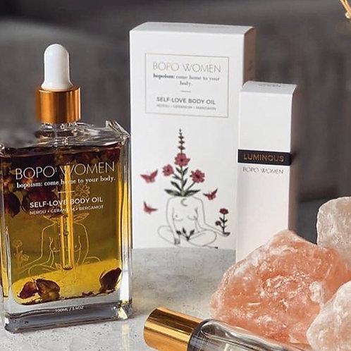 Bopo Women Self Love Body Oil