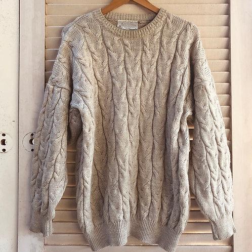 Vintage 'The Great Australian Sweater' by Sportscraft