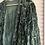 Thumbnail: Vintage Rajasthani Velvet Jacket - Emerald L/XL.