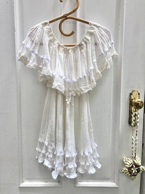 Jens Pirate Booty Angel Mini Dress
