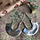 Thumbnail: Silver Pharoah Earrings