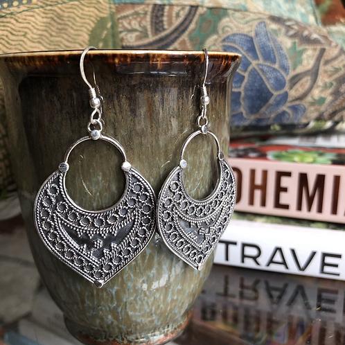 Rajasthani Temple Earrings