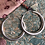 Thumbnail: Indian Thick Silver Hoops