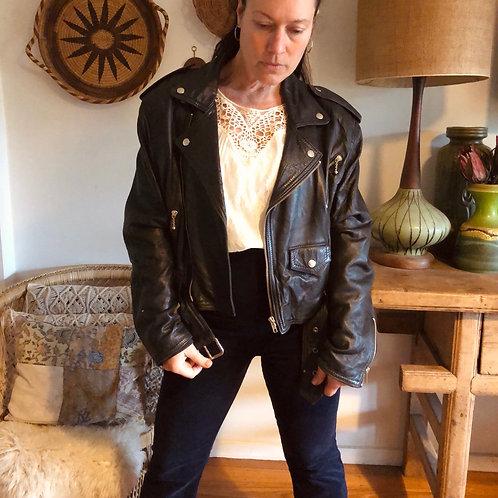 Born to be Wild Atelier Leather Jacket
