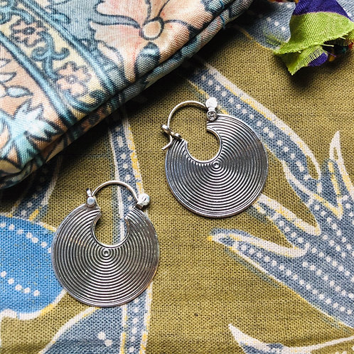 Indian Tribal Hoops ~ Small