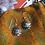Thumbnail: Silver Surya Earrings