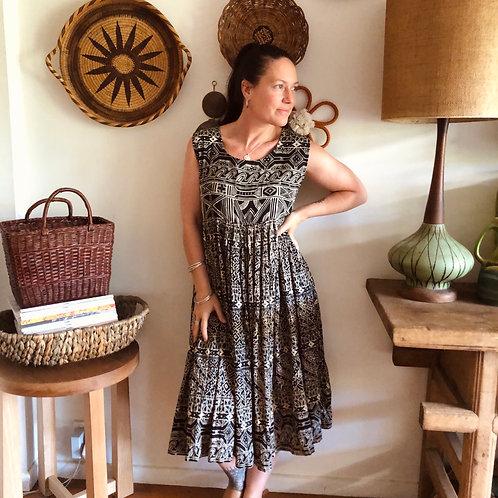 Total Fashion Vintage Sundress