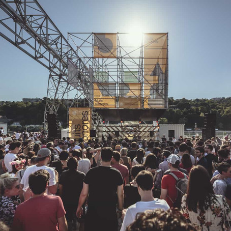EVENT⎜Nuits Sonores 2018 !
