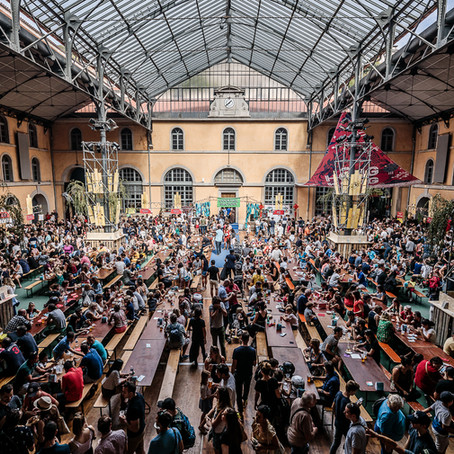 EVENT⎜Lyon Street Food Festival : Un véritable roadtrip culinaire !