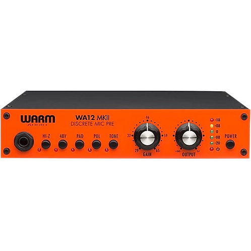 Warm Audio WA12 MKII Dual