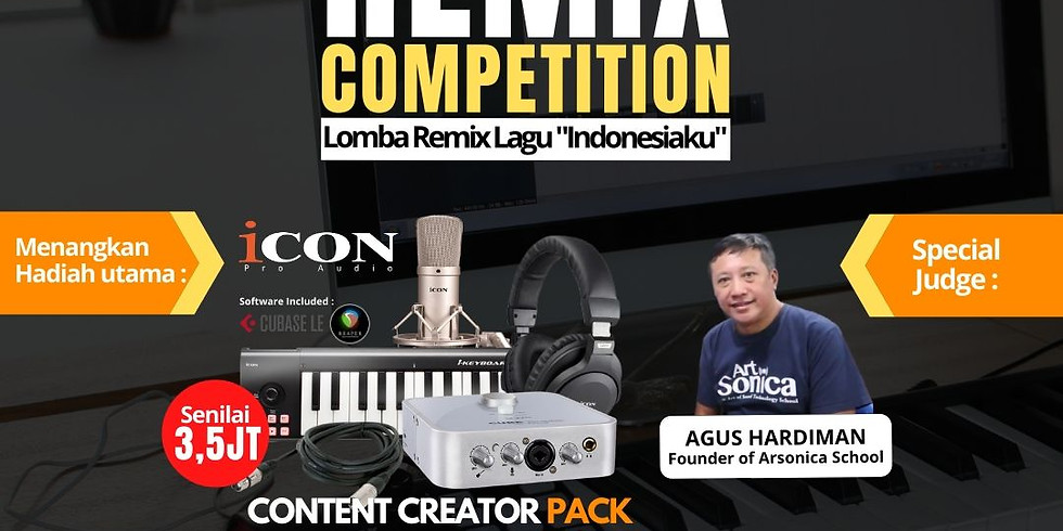 ICON REMIX COMPETITION