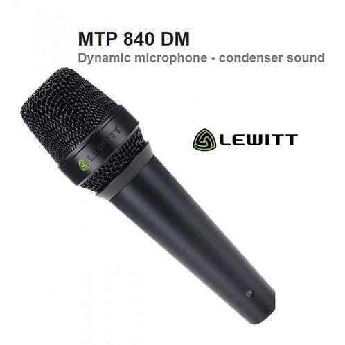 Lewitt MTP 840 DM