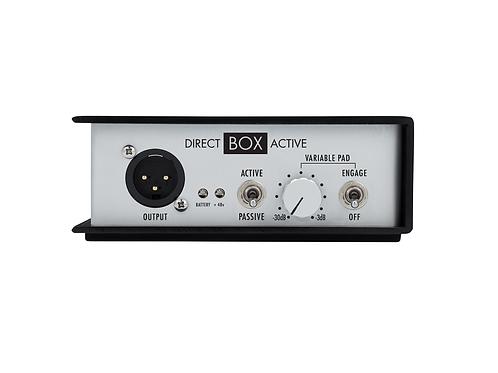 WARM AUDIO Direct Box Active