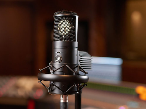WARM WA-8000 Tube Condenser Microphone