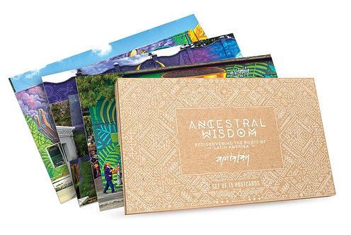 15 Postcard Set