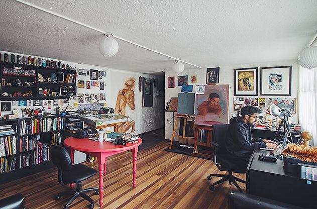 Apitatan's Studio in Quito