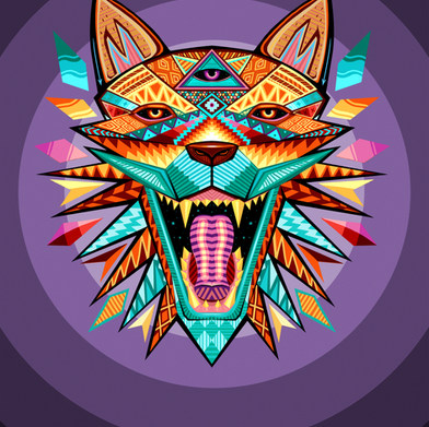 Andean Cosmic Fox