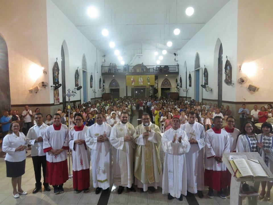 Missa dia 31 de dezembro as 19h