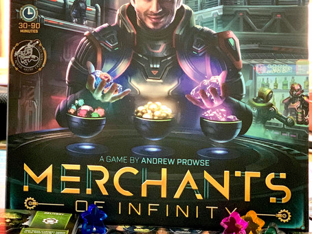 Merchants of Infinity