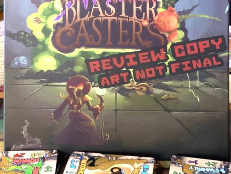 Arcane Blaster Casters