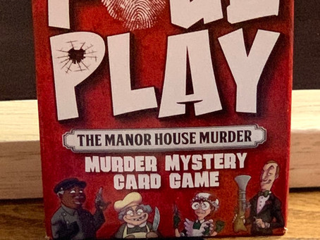 Foul Play - Murder Mystery Card Game