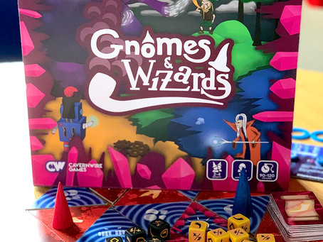 Gnomes & Wizards