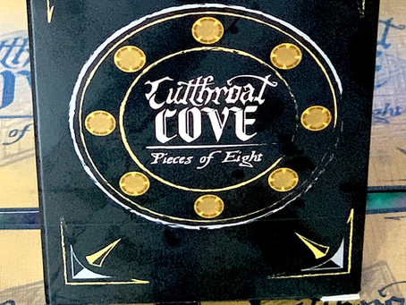 Cutthroat Cove: Pieces of Eight