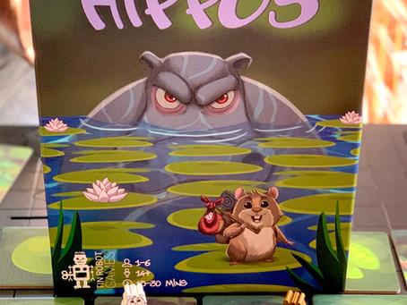 Hamsters vs Hippos