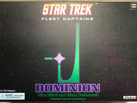 Star Trek Fleet Captains: Romulan and Dominion expansions