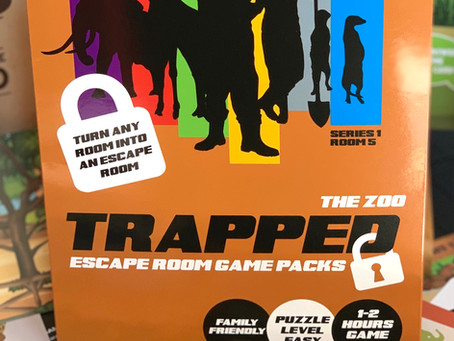 Trapped: The Zoo