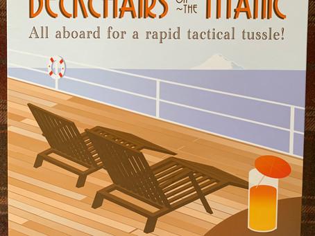 Deckchairs on the Titanic