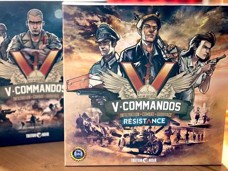 V-Commandos: Résistance